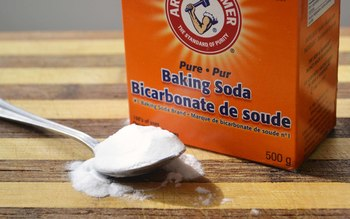 Baking soda, baking soda hacks, gardening hacks, baking soda gardening, gardening with baking soda, popular pin, outdoor hacks, gardening tips, must know gardening tips.