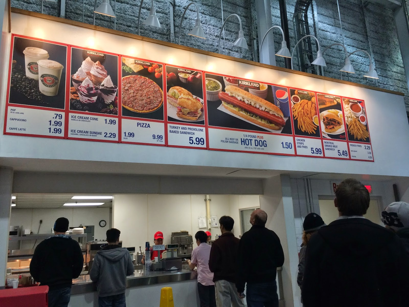 What You Should Buy At Costco And What You Should Not