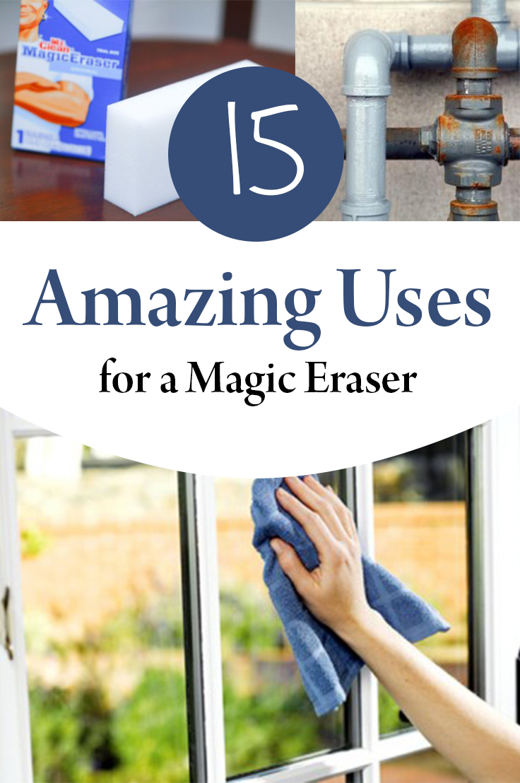 Cleaning, cleaning hacks, uses for a magic eraser, using a magic eraser, popular pin, cleaning hacks.