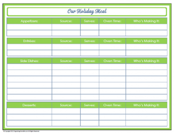 15 Printables Perfect for Organization5