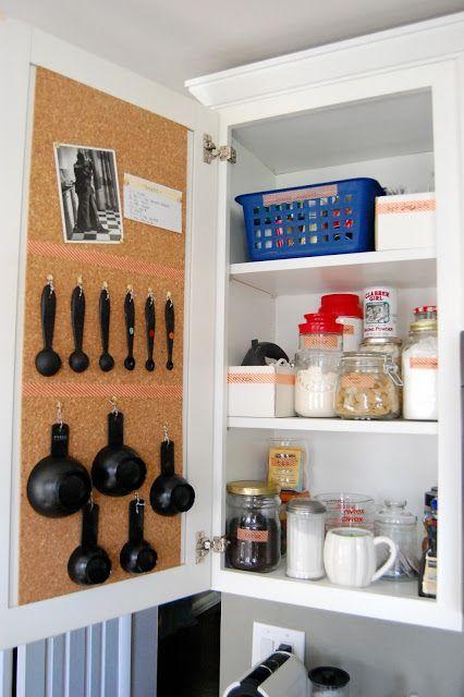 20 Small Kitchen Organization Hacks4