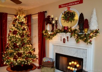 10 Must-Know Christmas Tree Care Tips - Wrapped in Rust