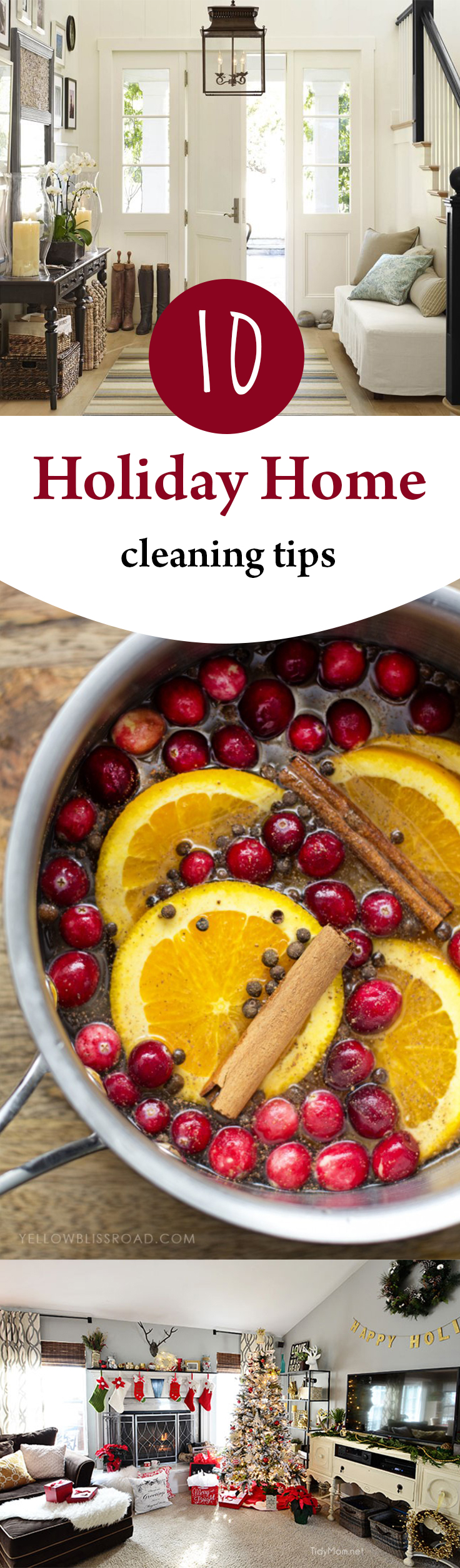Holiday Cleaning Hacks, Cleaning Tips and Tricks, How to Clean for Holiday, Cleaning for Holiday Guests, Cleaning Tips, Easy Home Cleaning Tips, Cleaning Ideas, Quick Cleaning Ideas, Popular Pin