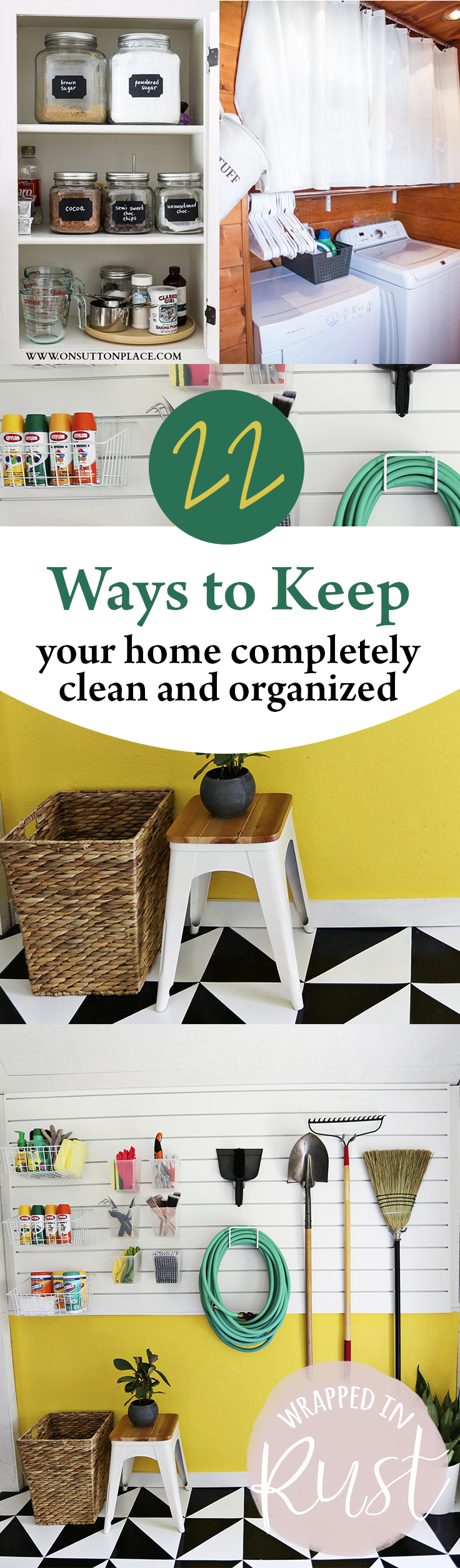 Clean Home, How to Easily Have a Clean Home, Home Cleaning, Home Cleaning Tricks, Home Cleaning TIps and Tricks, Home Organization, How to Organize Your Home, Easy Ways to Organize Your Home, Home Organization, Popular Pin