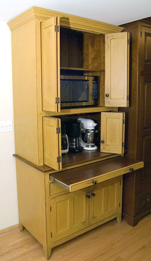 10 Ways To Hide Your Small Appliances Wrapped In Rust