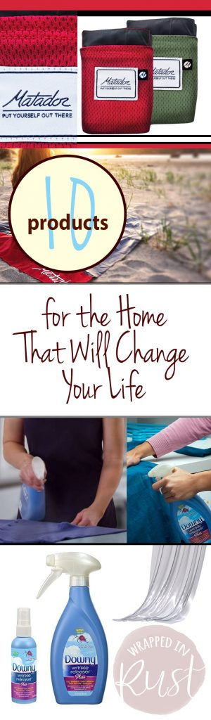 10 Products for the Home That Will Change Your Life| Products for the Home, Life Changing Products, Life Changing Products for the Home, Home Tips, Tips and Tricks for the Home, Cleaning Products for the Home, Popular Pin