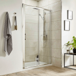 Get Rid of Streaky Shower Doors — for Good! | How to Clean Shower Doors, Cleaning Shower Doors, Cleaning Bathrooms, Bathroom Cleaning Tips and Tricks, Bathroom Cleaning Hacks, How to Clean Your SHower, The Correct Way to Clean Your Shower, Popular Pin