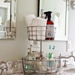 How to Double the Size of Your Bathroom Countertop| How to Extend Space In Your Bathroom, How to Create More Bathroom Space, Bathroom Storage Space, Popular Pin