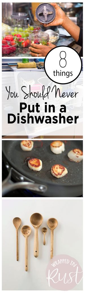 8 Things You Should Never Put in a Dishwasher| Dishwasher, Dishwasher Cleaning Tips, Cleaning, Cleaning Tips and Tricks, Home Cleaning Hacks, Popular Pin #Cleaning #CleaningHacks #HomeCleaningHacks