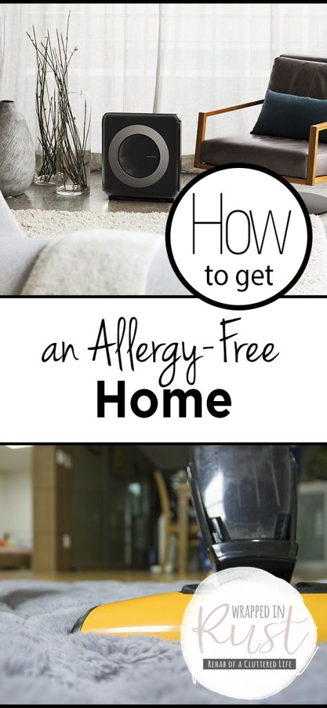 How to Get an Allergy-Free Home  Allergy Free Home, Allergy Free Home Cleaning, Allergy Free Home Tips