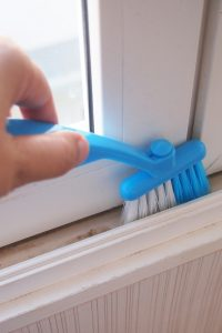 window tracks | clean your window tracks | clean | cleaning tips | cleaning hacks | spring cleaning | windows