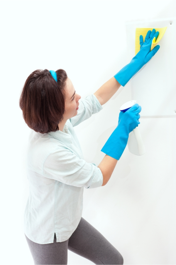 clean your walls | clean | tips and tricks | cleaning tips | how often should you clean your walls | clean walls | cleaning tricks | cleaning hacks