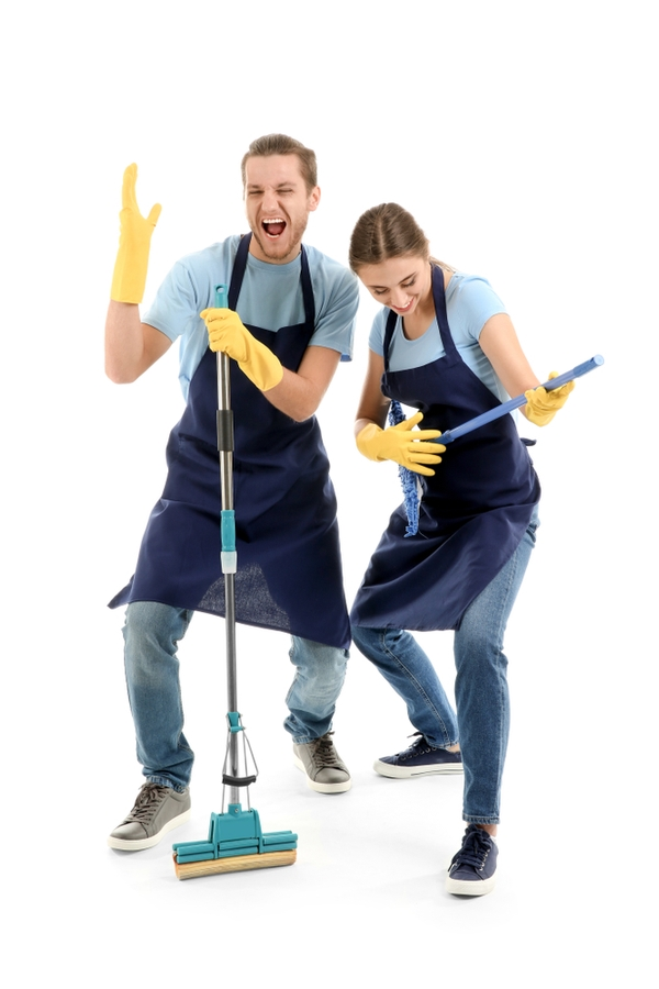 Cleaning Personalities | clean | cleaning | personalities | type of cleaner | type of cleaning | cleaner