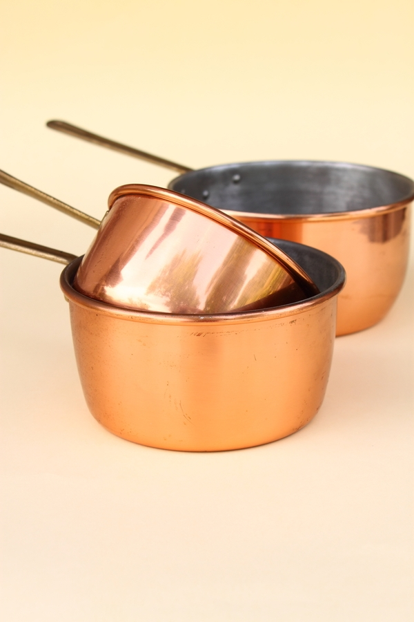 Clean Copper Without Chemicals | clean | clean copper | hacks | homemade products | natural products | tips and tricks