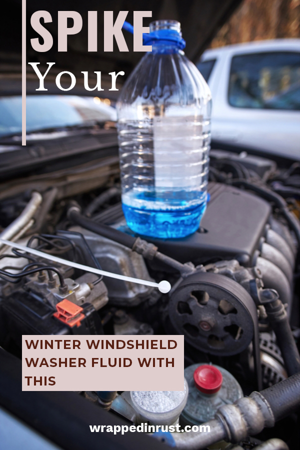 Old Man Winter can make driving difficult. If you are in need a winter driving hack we have just the thing you need for those days when everything is frozen. Simply put this one ingredient in your winter windshield washer fluid and you will never have to worry about a dirty windshield again. That's right, only one thing. Want to know what it is? Find out here!