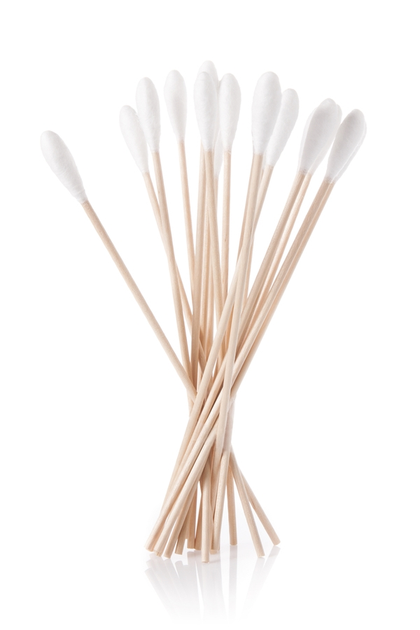 One of the best cleaning products is q-tips. Here is a list of things you can clean with Q-tips that aren't just your ears.