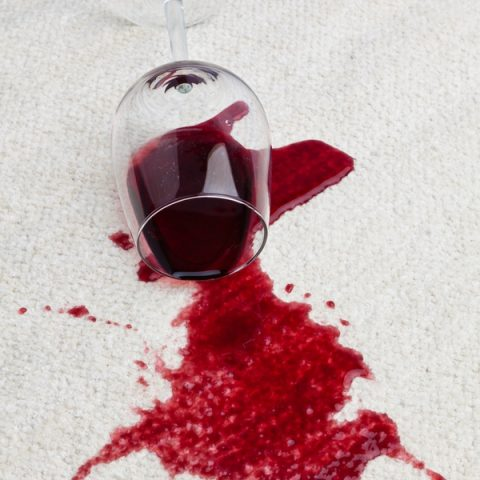 Red Wine Stains