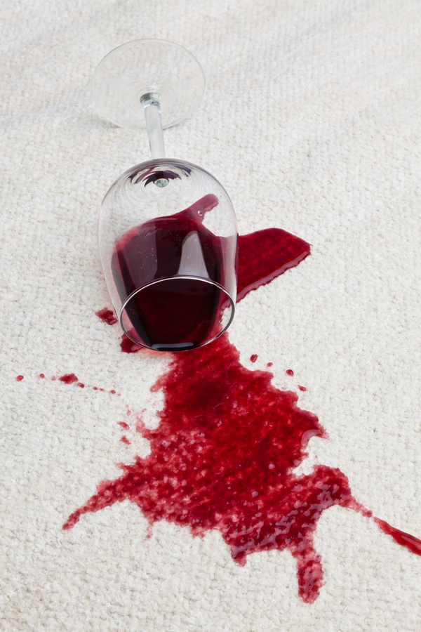 There is nothing worse than spilling red wine, but don't panic! Here are the best tips for removing red wine stains. It will save your life.